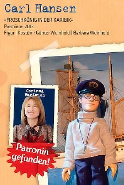 Patronin Corinna Harfouch